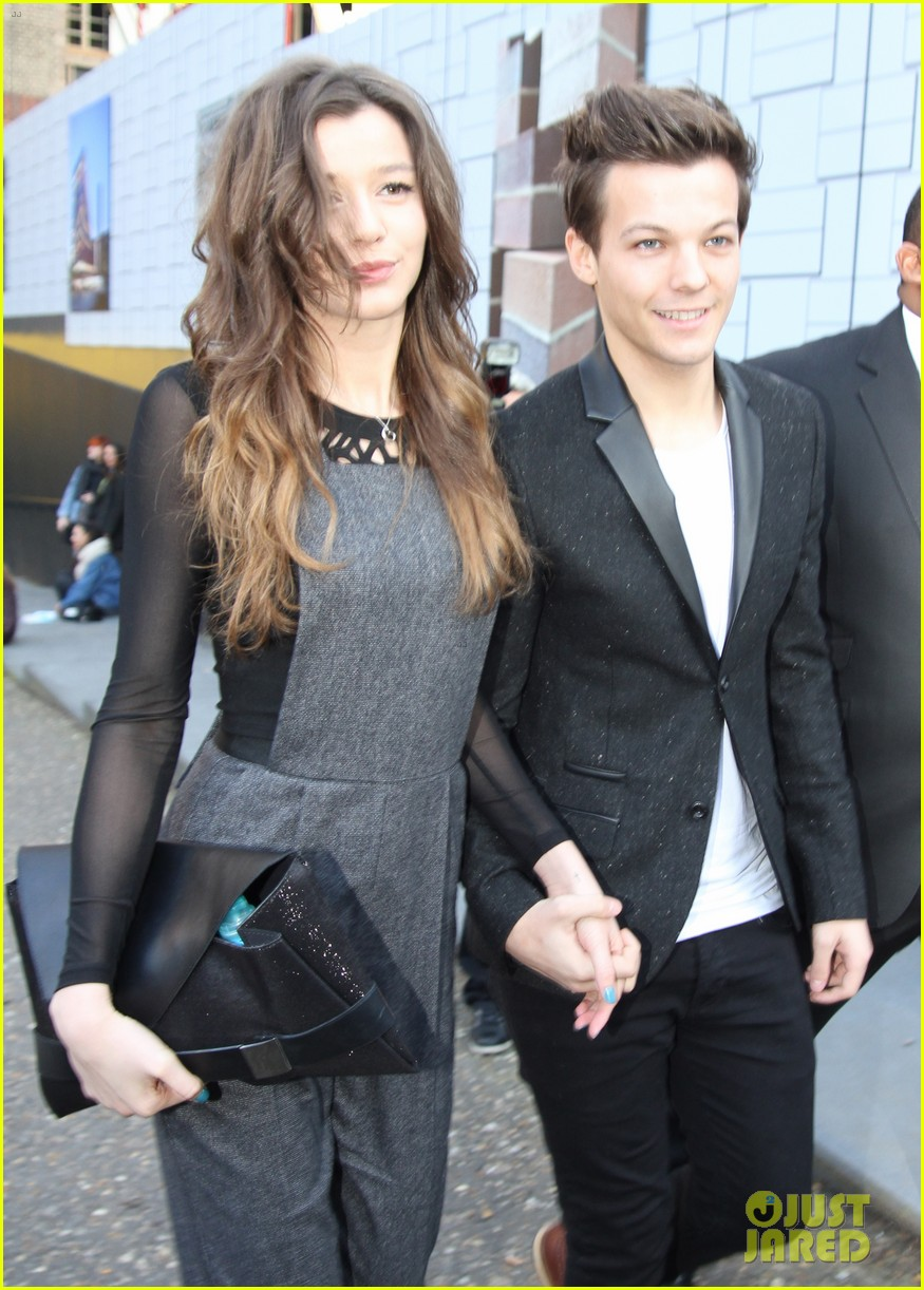 louis tomlinson london fashion week eleanor calder1 12