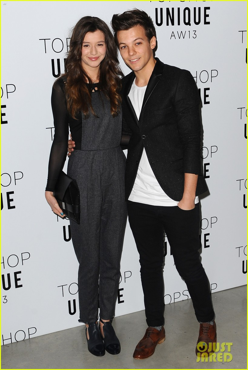 louis tomlinson london fashion week eleanor calder1 13