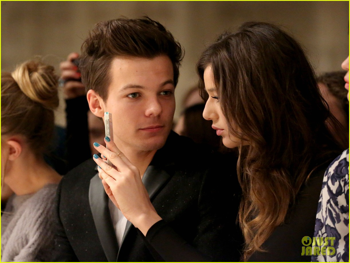 louis tomlinson london fashion week eleanor calder1 19