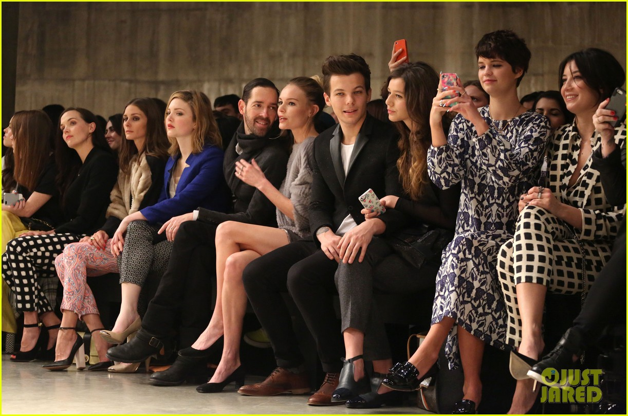 louis tomlinson london fashion week eleanor calder1 26