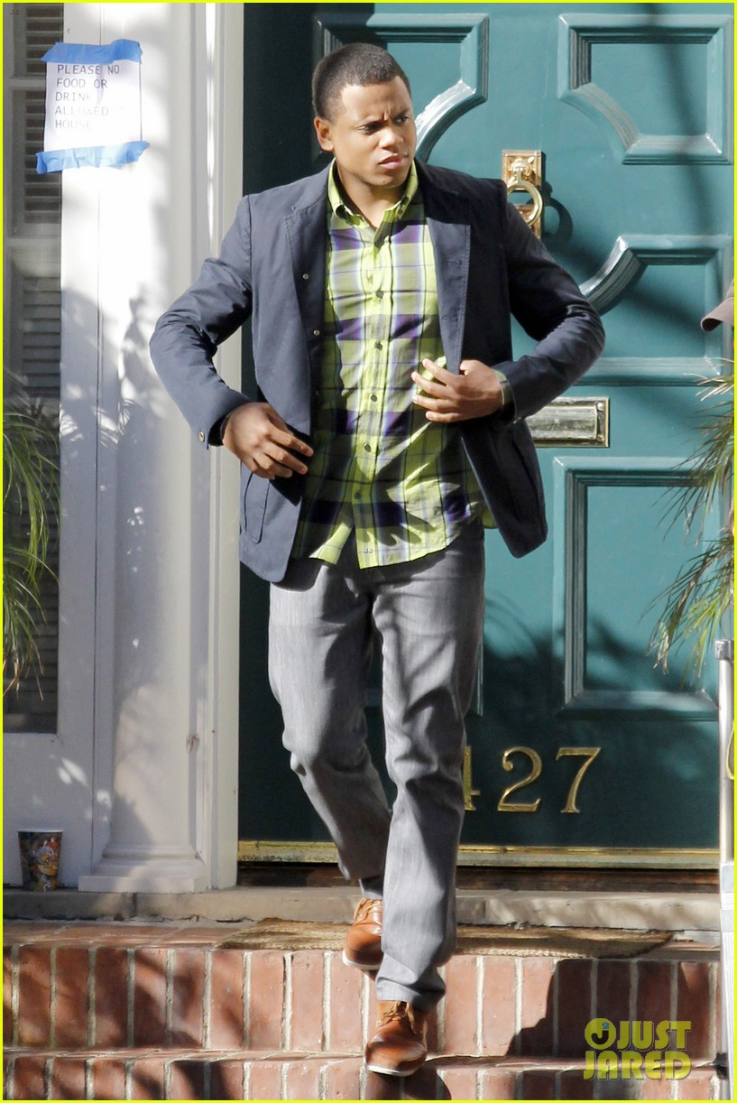 tristan wilds solo on 90210 set 05