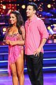 aly raisman mark ballas week one dwts 07