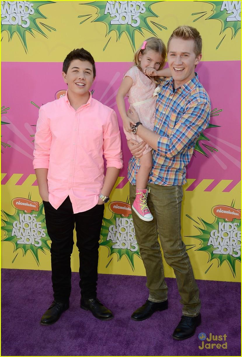 Bradley Steven Perry & Jason Dolley - Kids' Choice Awards ...  |Bradley Steven Perry 2013