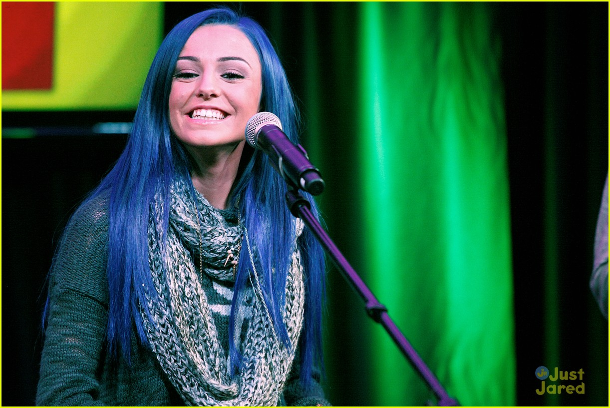 cher lloyd q102 performance 10