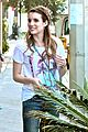 emma roberts boho braid dentist 01