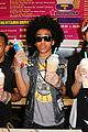 mindless behavior at millions of milkshakes 10