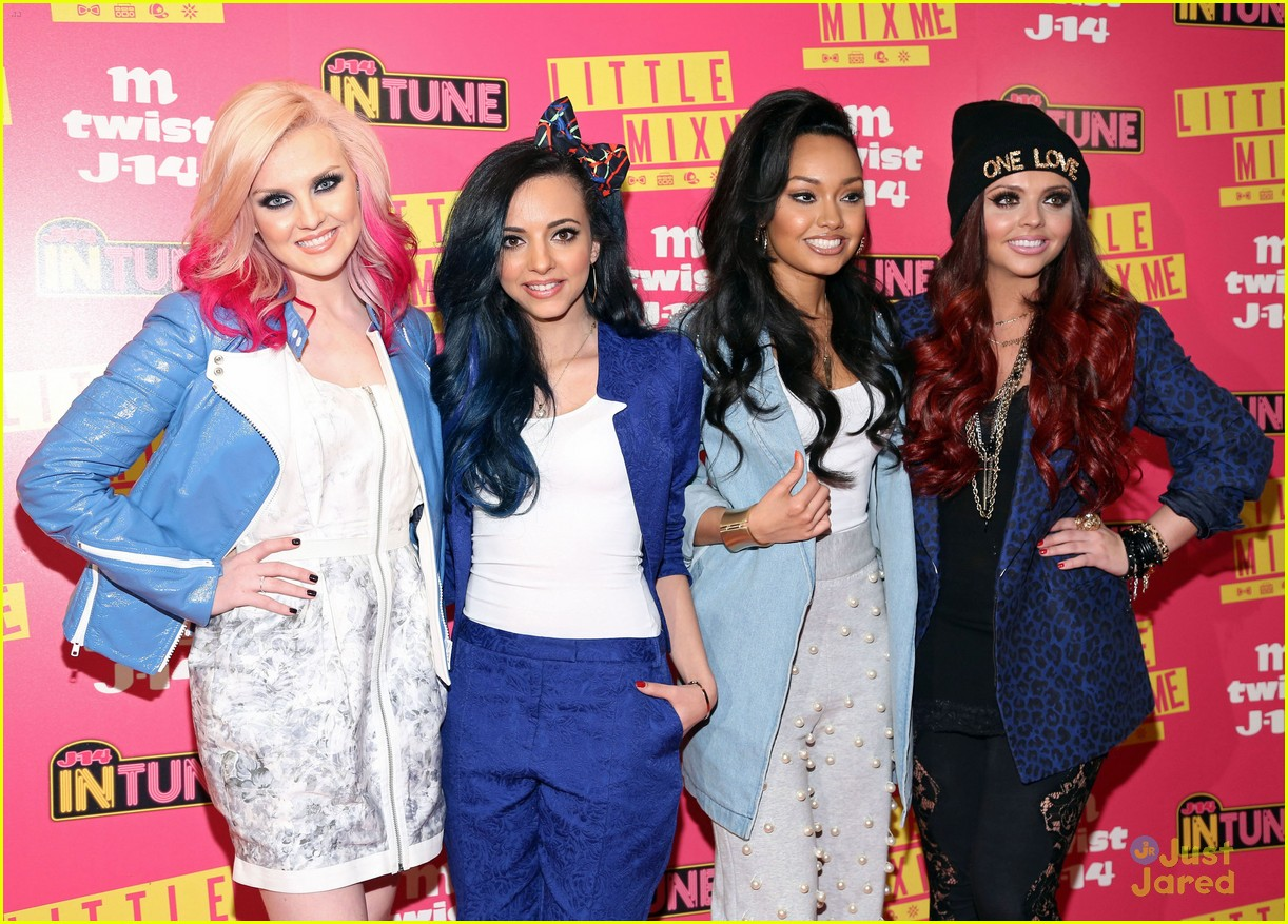 little mix hard rock intune 05