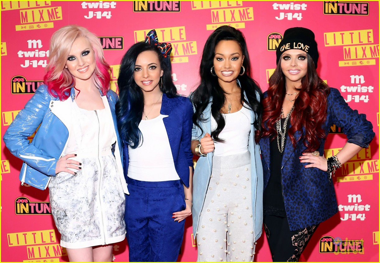 little mix hard rock intune 06
