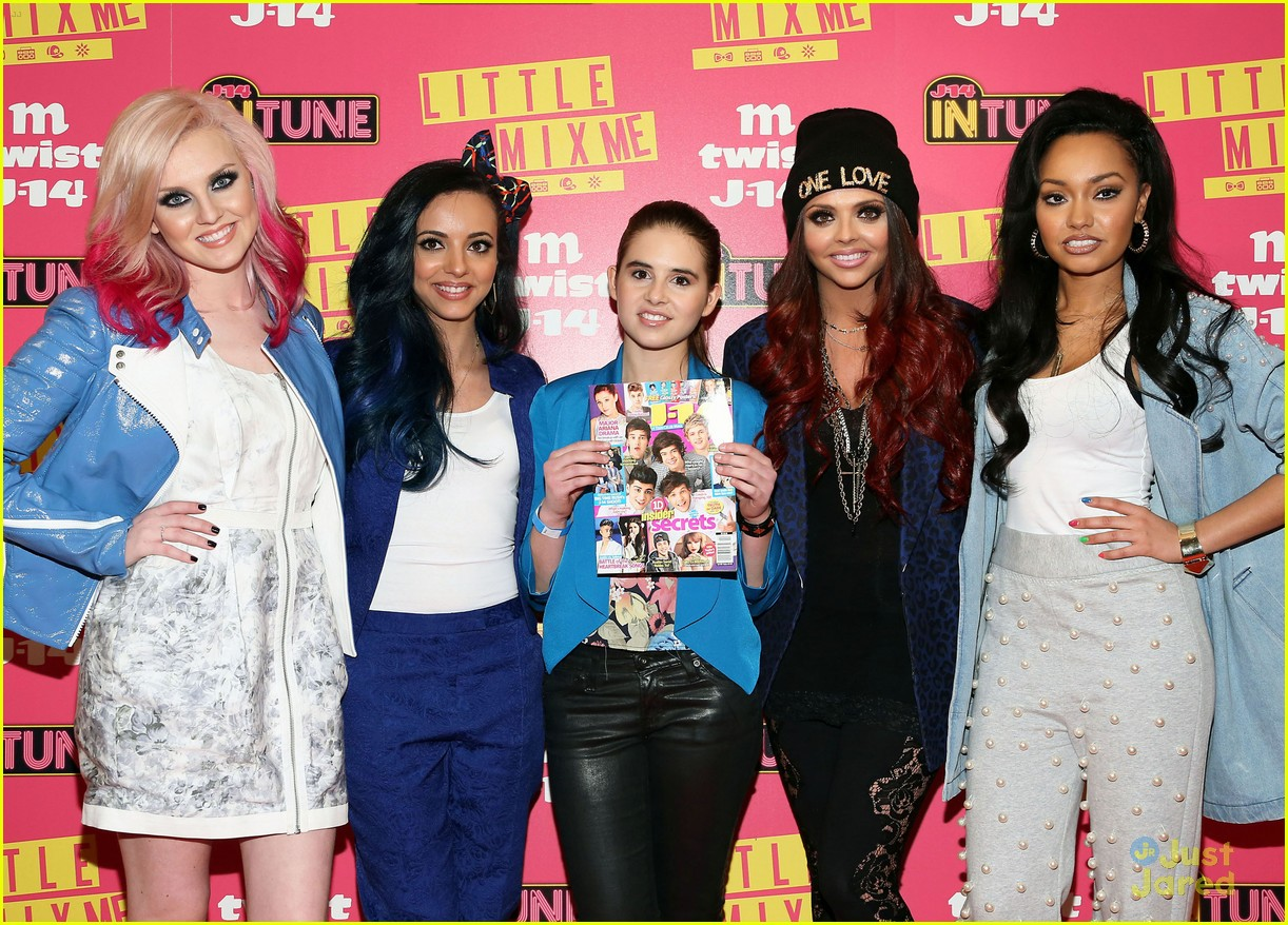 little mix hard rock intune 10