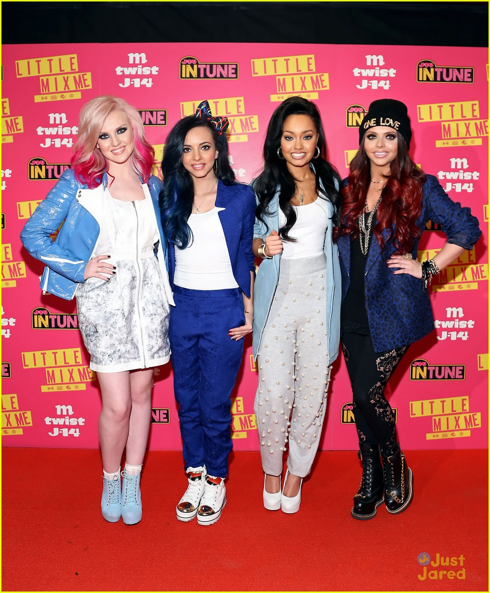 little mix hard rock intune 13