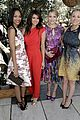 nina dobrev dianna agron thr most powerful stylists lunch 03