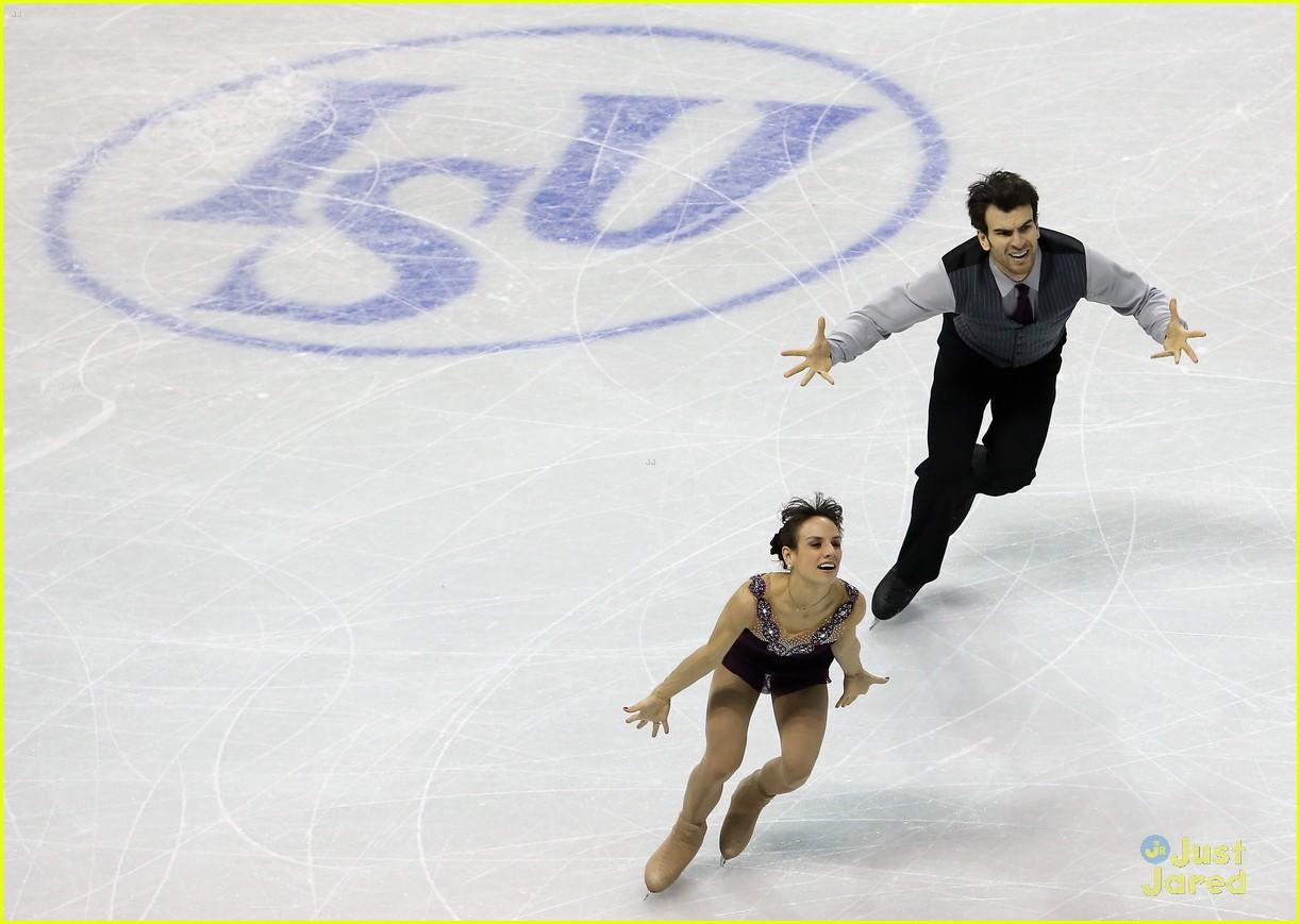 duhamel radford marissa simon worlds pairs free skate 03