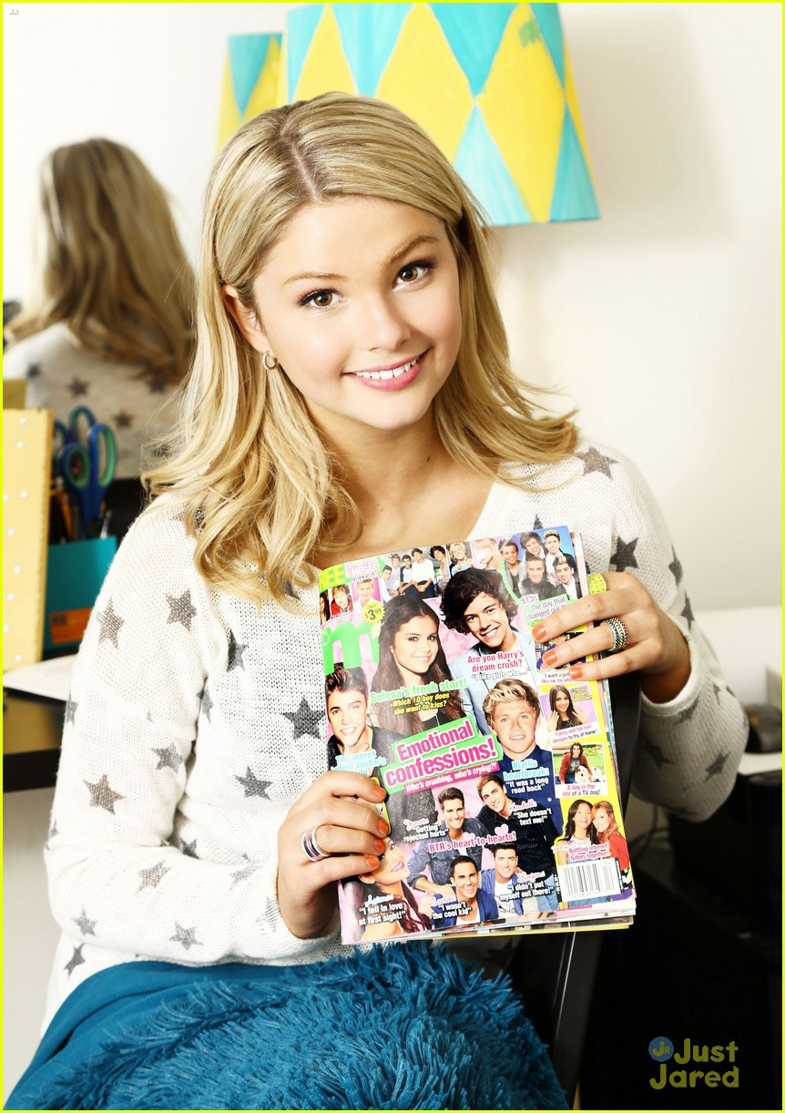 stefanie scott ant farm dressing room photos 17