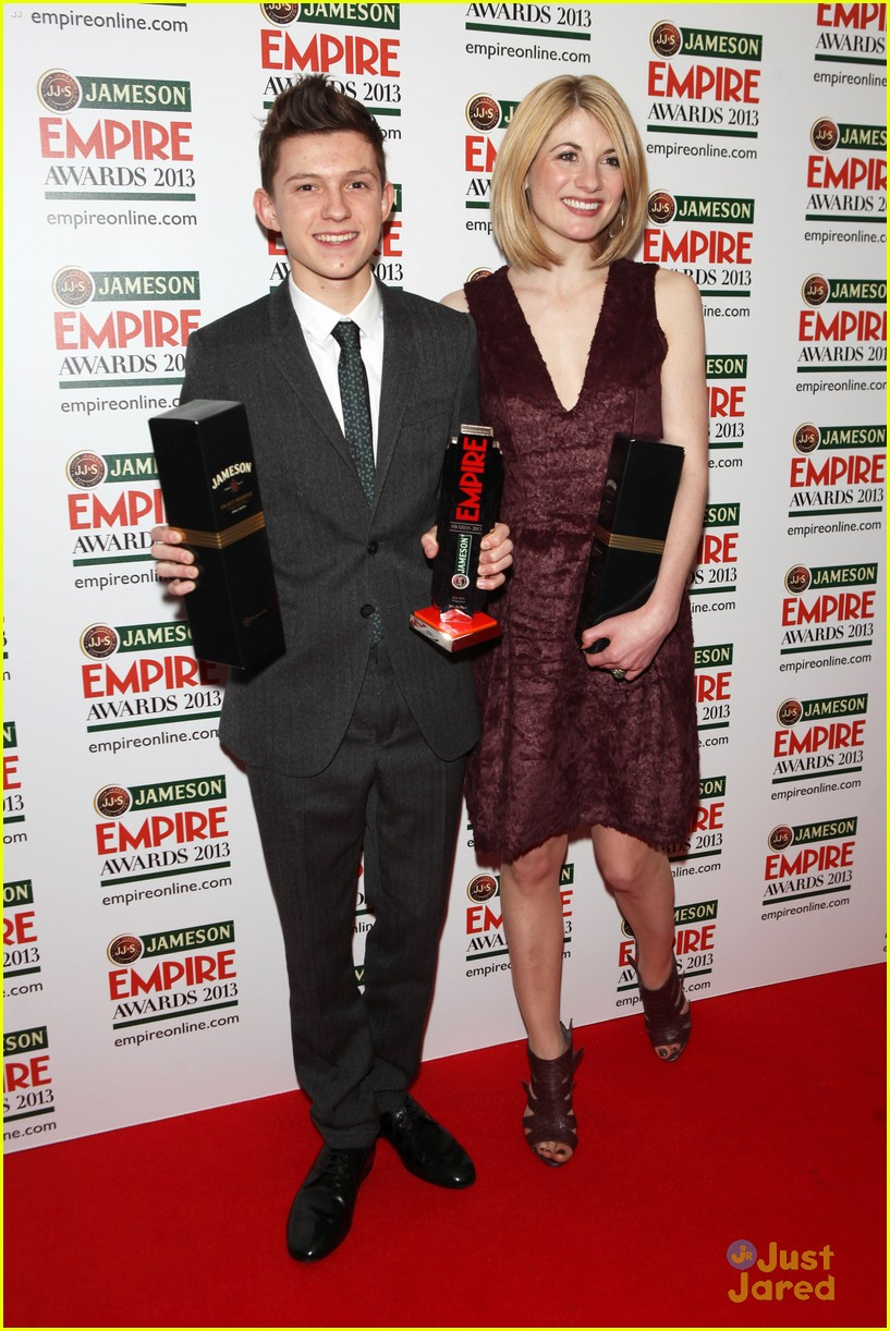 tom holland jameson empire awards 07