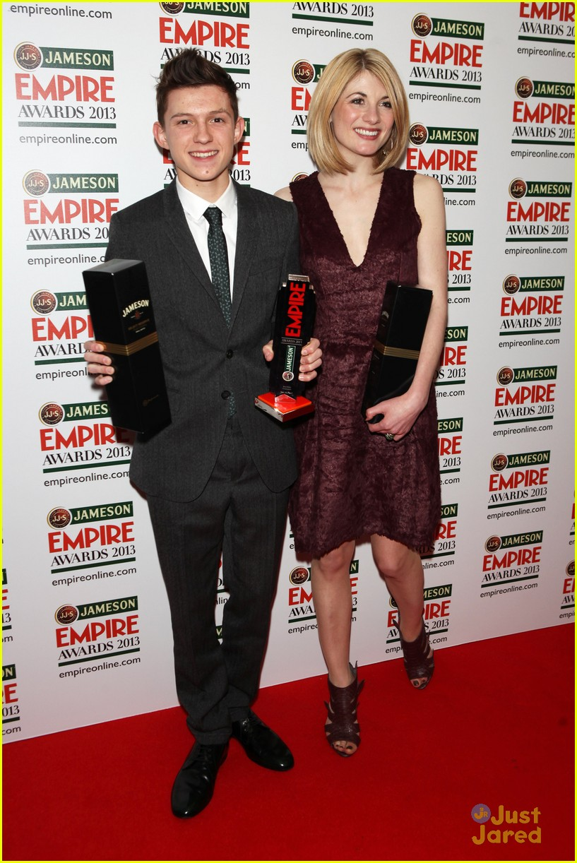 tom holland jameson empire awards 09