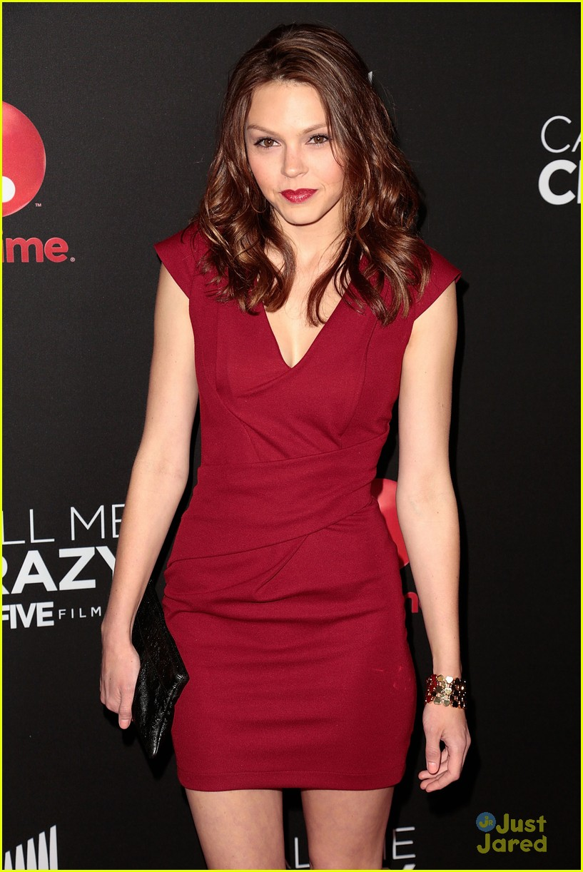 aimee teegarden call me crazy premiere 09