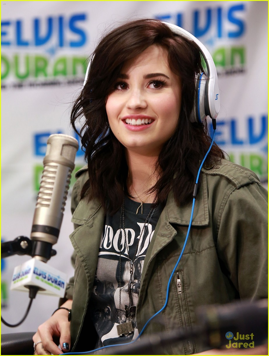 demi lovato live z100 appearances 05