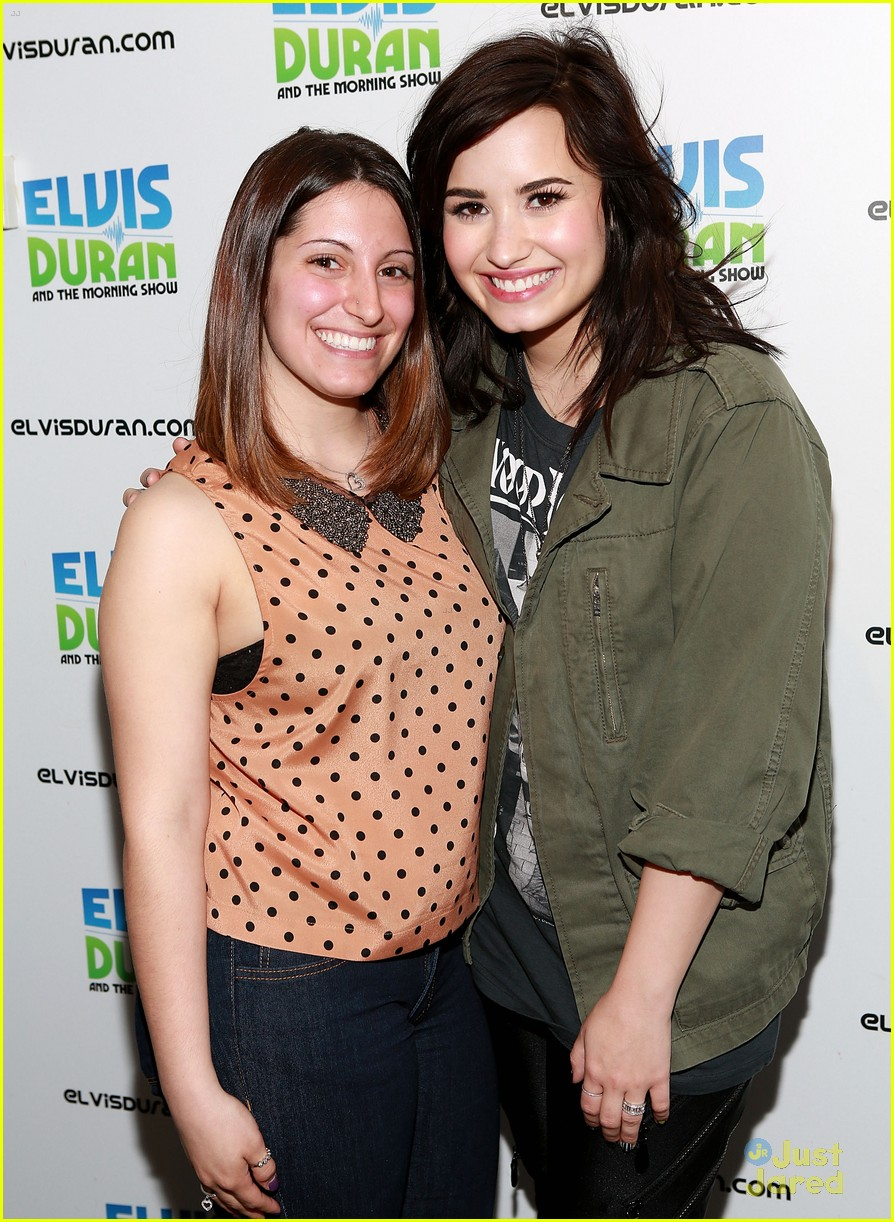 demi lovato live z100 appearances 10