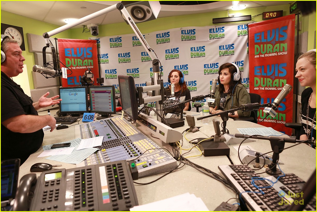 demi lovato live z100 appearances 18