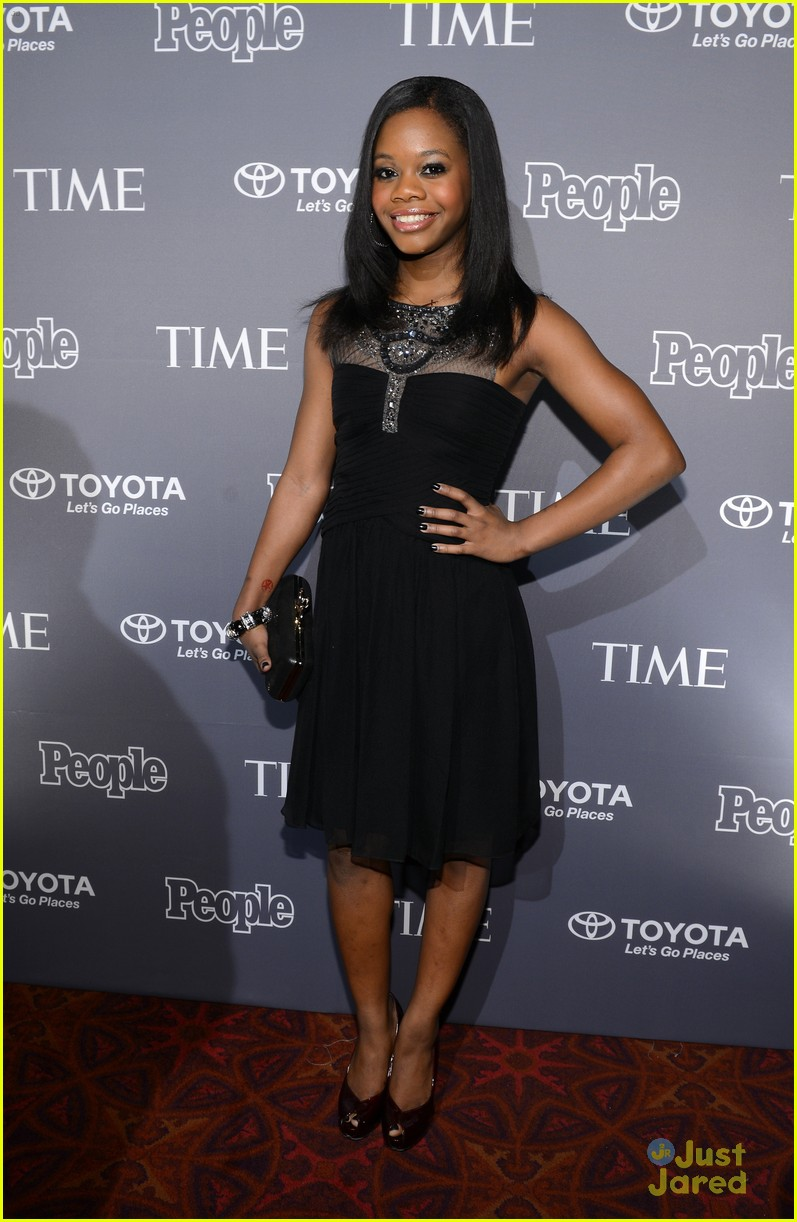 gabrielle douglas people time dinner 01