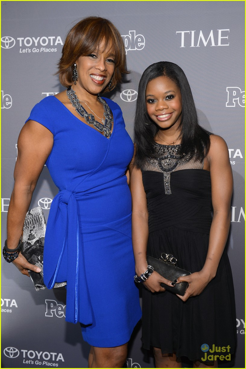 gabrielle douglas people time dinner 06