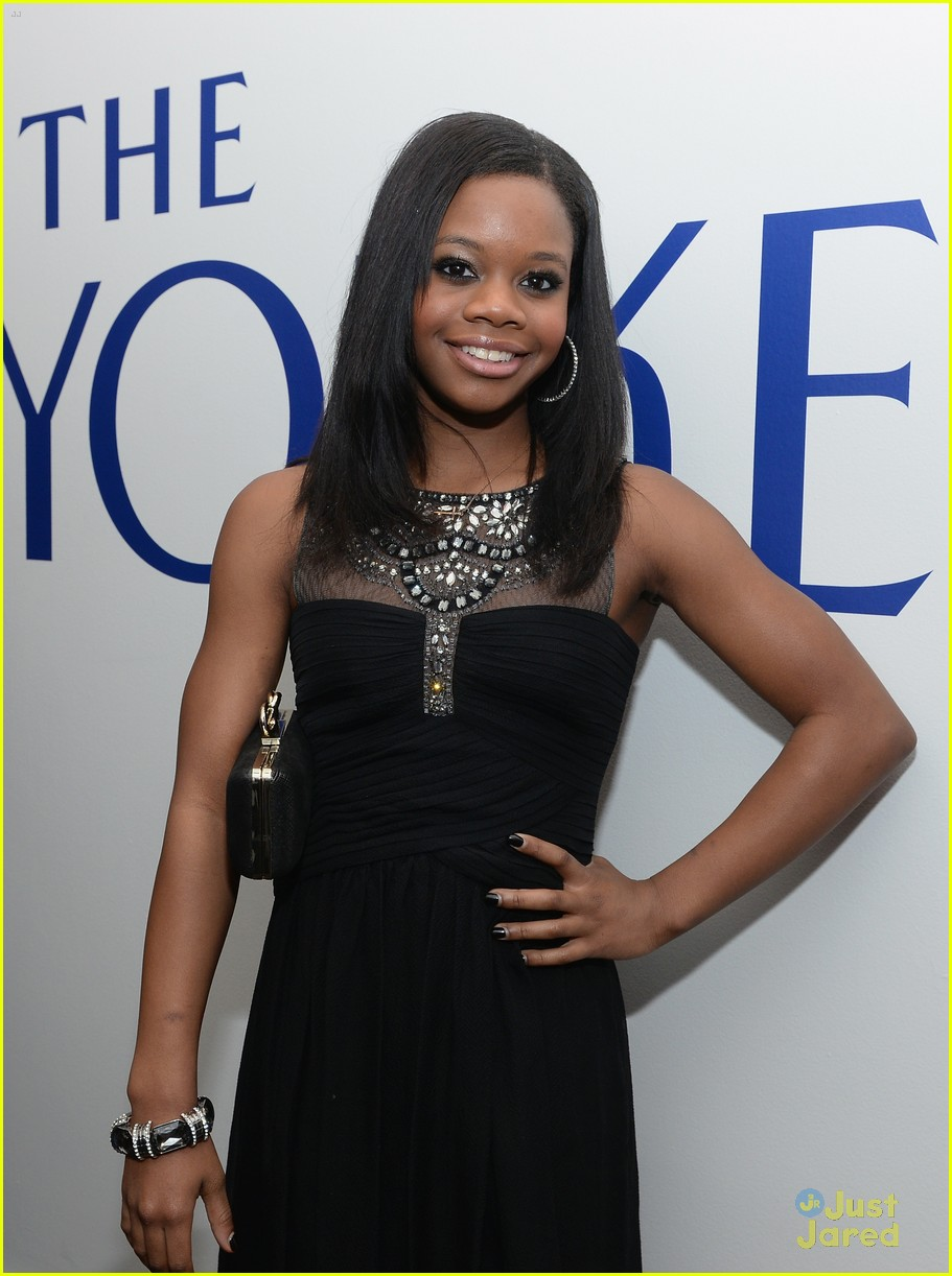 gabrielle douglas people time dinner 08