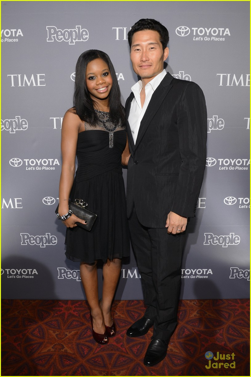 gabrielle douglas people time dinner 10