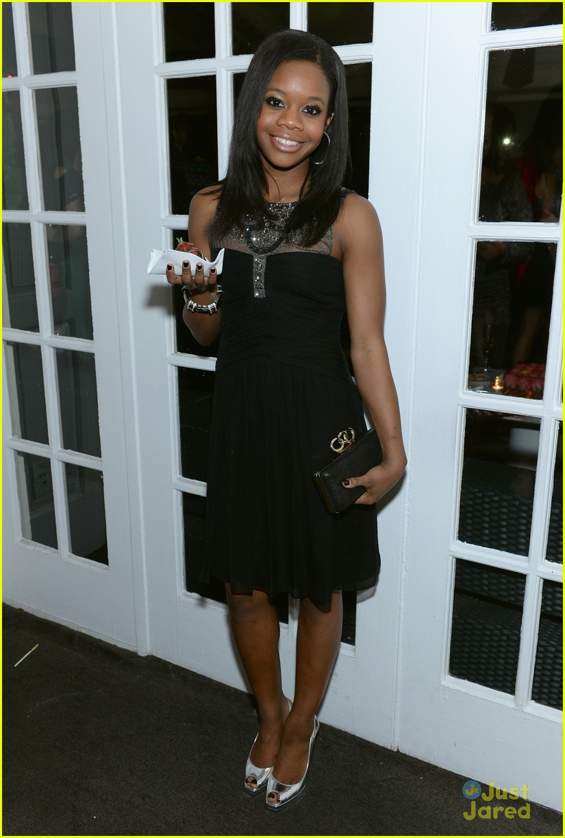 gabrielle douglas people time dinner 17
