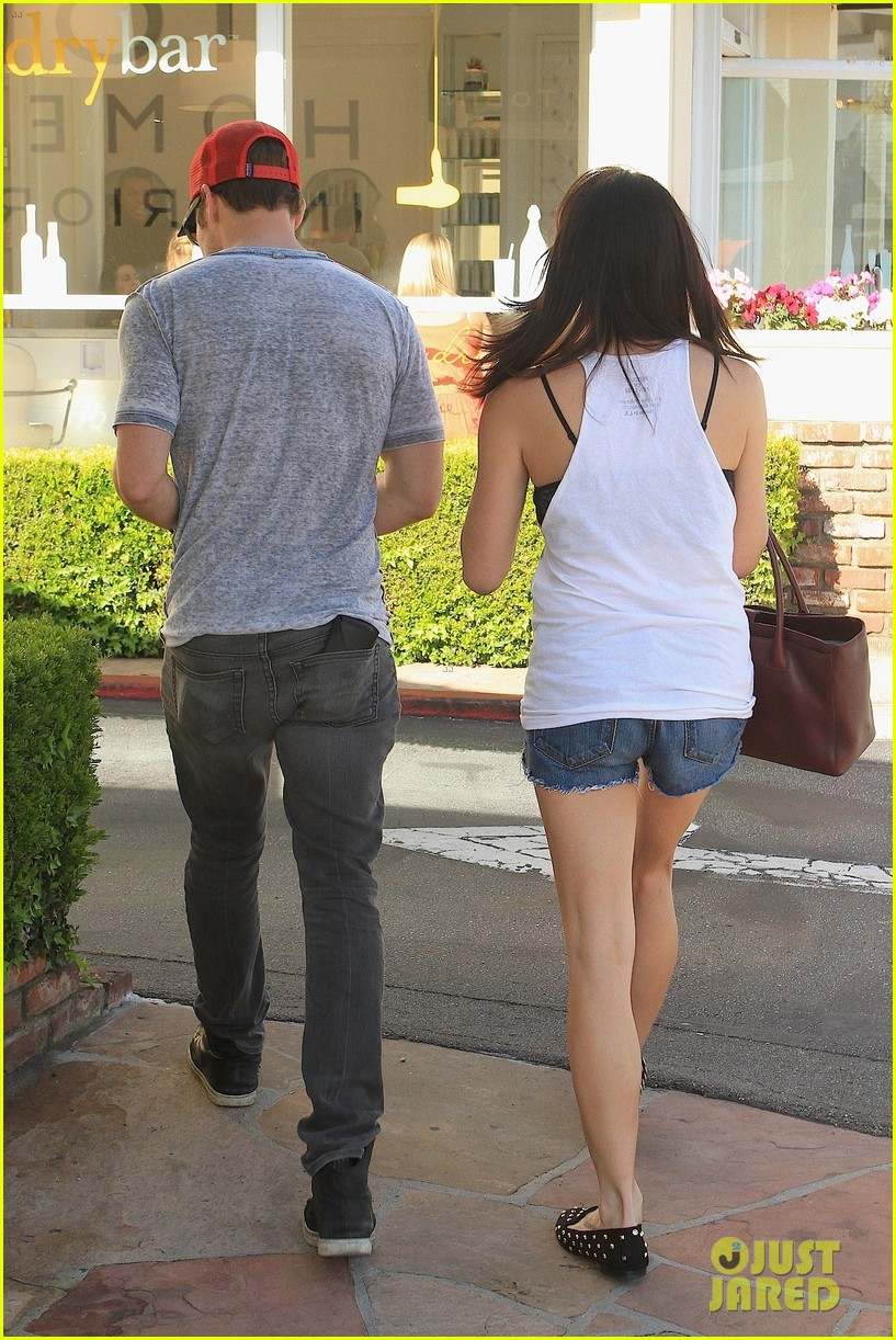 ashley greene josh henderson reunited 07