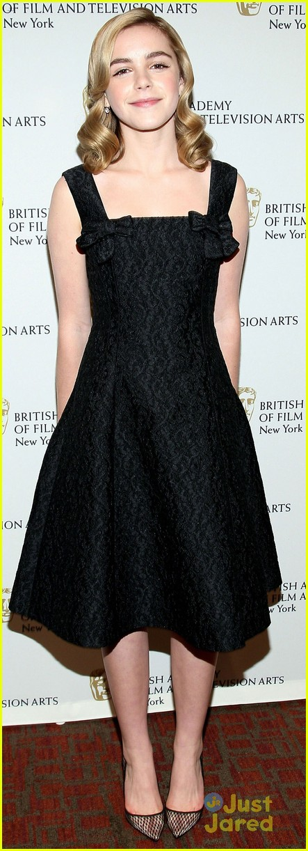 kiernan shipka bafta mad men panel 05
