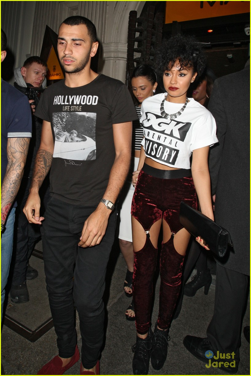 leigh anne pinnock night out with jordan kiffin 03