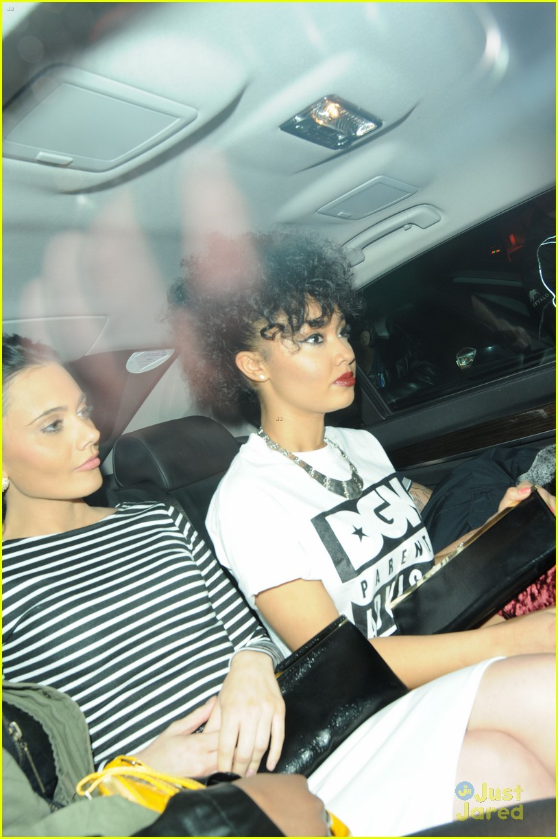 leigh anne pinnock night out with jordan kiffin 10