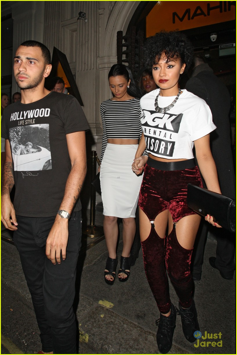 leigh anne pinnock night out with jordan kiffin 24