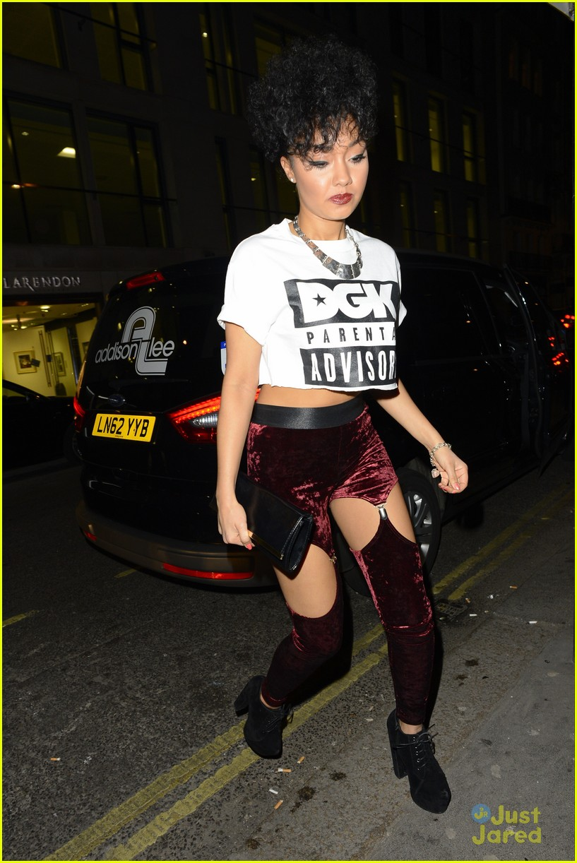 leigh anne pinnock night out with jordan kiffin 29