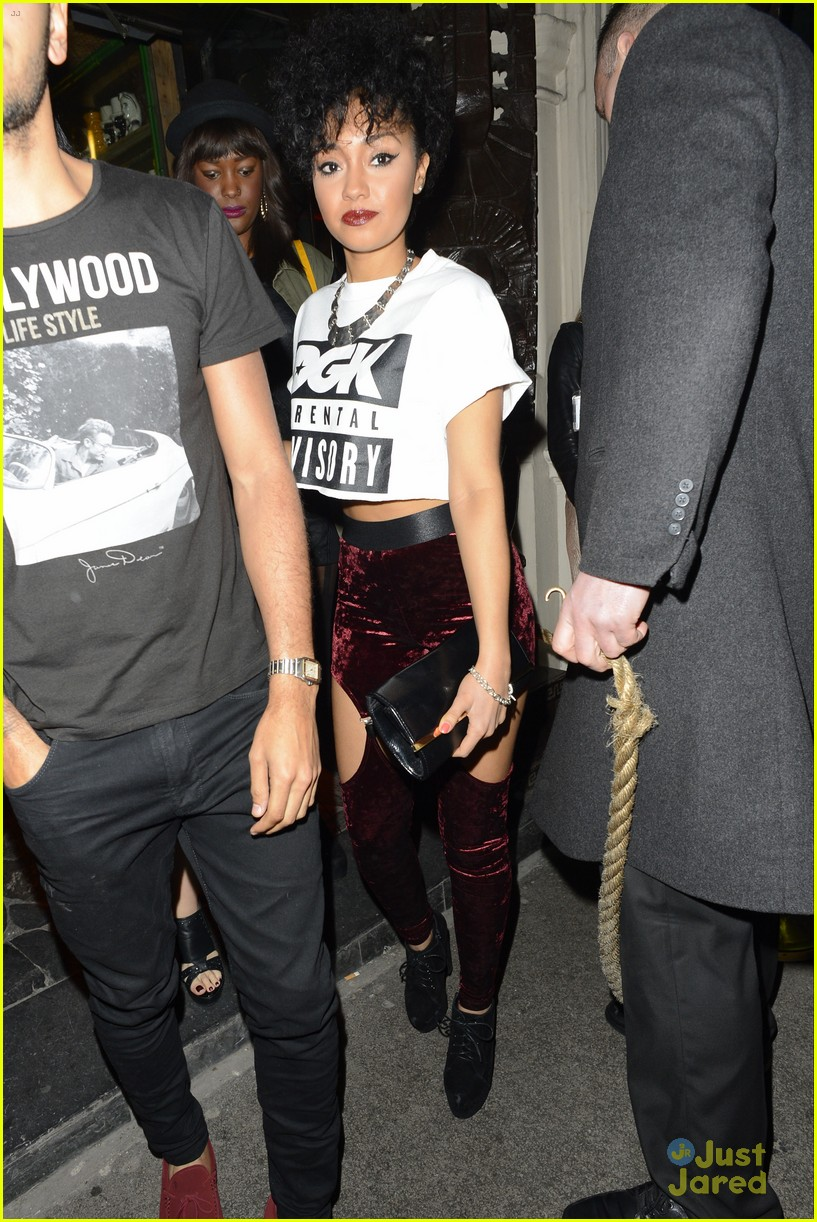 leigh anne pinnock night out with jordan kiffin 31