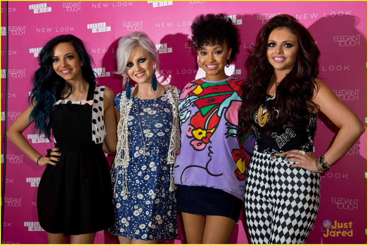 little mix nail collection launch 03
