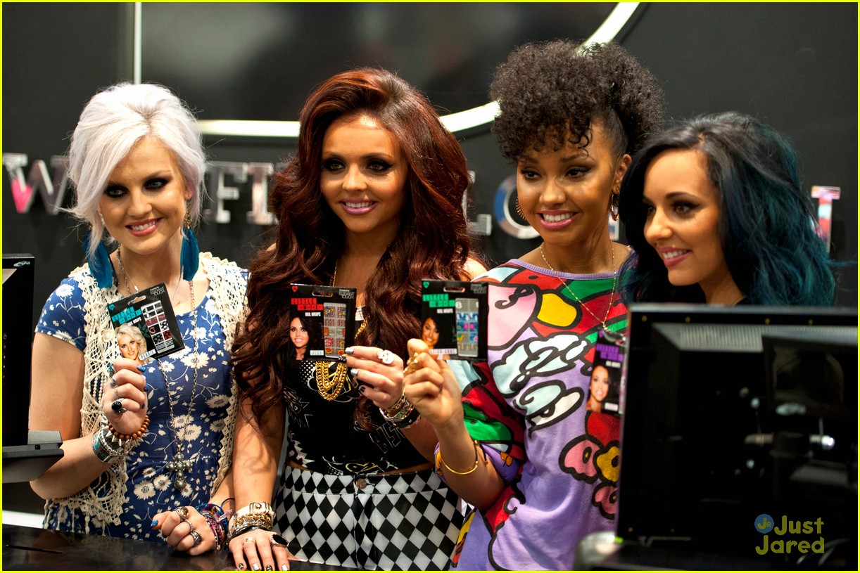 little mix nail collection launch 05
