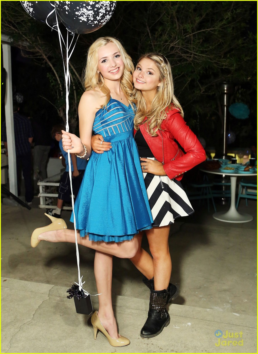 Peyton & Spencer List: 15th Birthday Party Pics! | Photo 550825 ...
