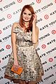debby ryan kate young for target launch 03