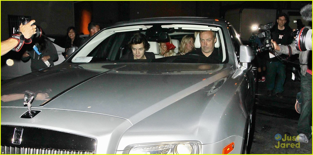 harry styles dinner with rod stewart 24
