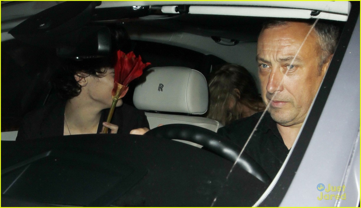harry styles dinner with rod stewart 29