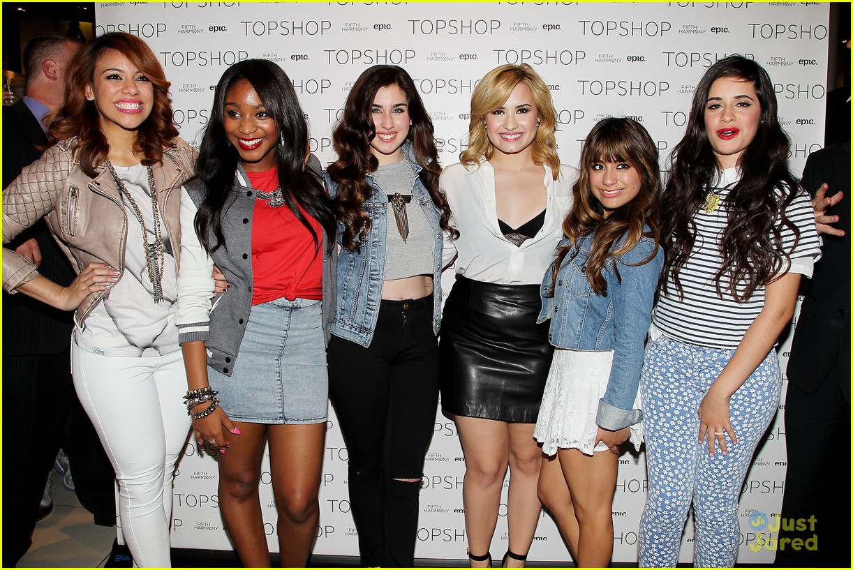 Fifth harmony topshop meet greet in nyc photo 560702 photo fifth harmony top shop meet greet nyc 38 m4hsunfo