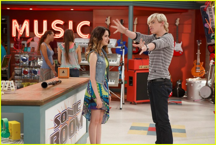 Images - Austin and ally dating for real