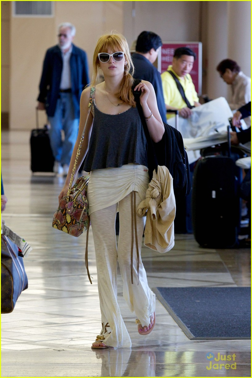 Bella Thorne: South Africa Bound to Film 'Blended' | Photo