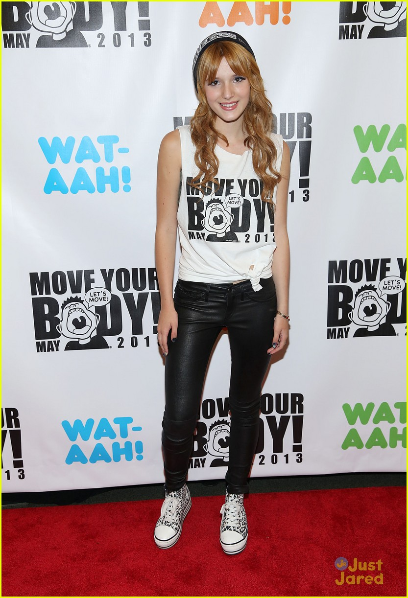 bella thorne jacob latimore move your body 07