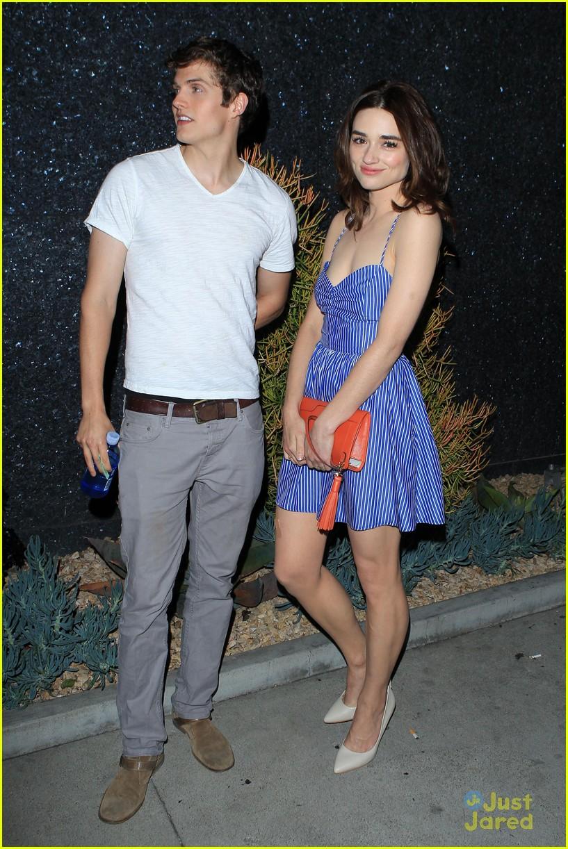 Crystal Reed & Daniel Sharman: Teen Wolf Wrap Party Pair