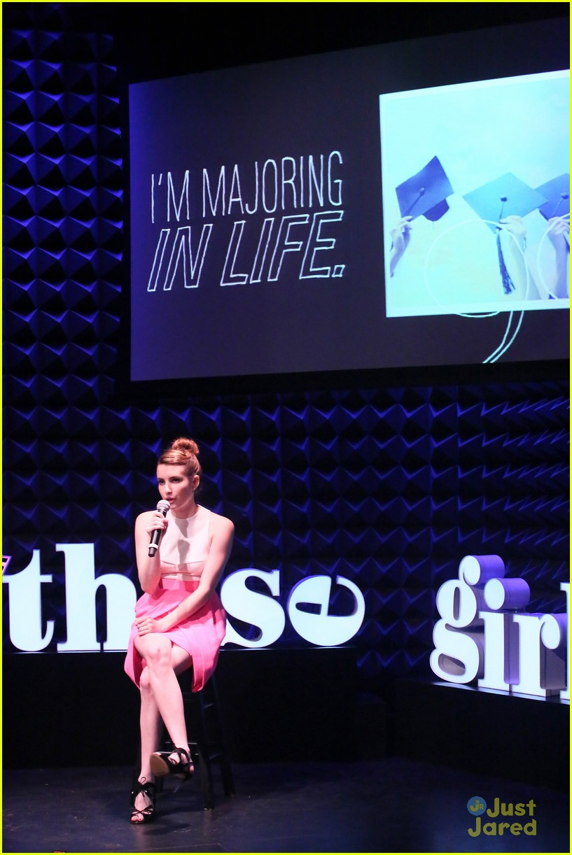 emma roberts these girls event 05
