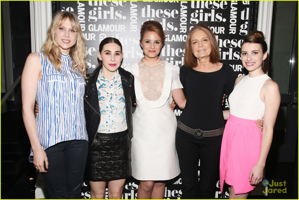 emma roberts these girls event 10
