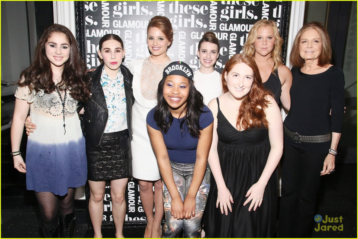 emma roberts these girls event 12