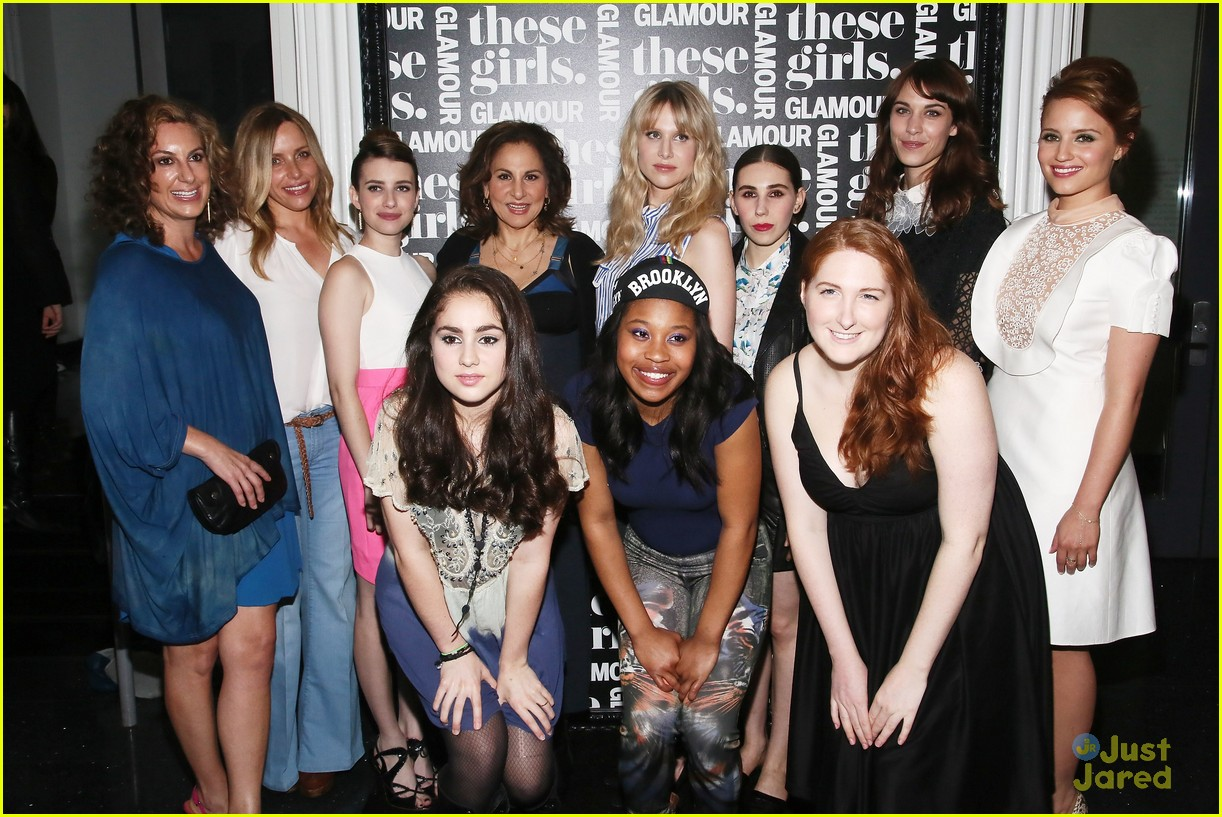 emma roberts these girls event 18